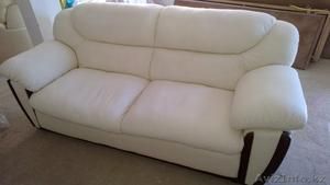 Белая кожаная мебель - Изображение #5, Объявление #753365