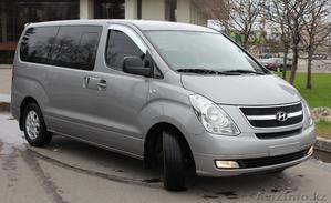 Микроавтобусы в аренду в Шымкенте - Изображение #1, Объявление #1155047