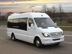 Перевозка пассажиров на микроавтобусах - Изображение #1, Объявление #1596288