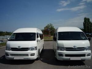 Перевозка пассажиров на микроавтобусах - Изображение #6, Объявление #1596288