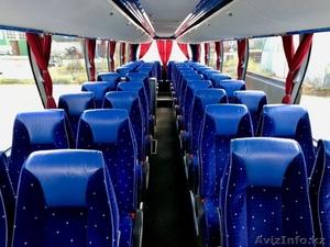 Перевозка пассажиров на комфортабельных микроавтобусах и автобусах - Изображение #3, Объявление #1596276