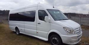 Перевозка пассажиров на комфортабельных микроавтобусах и автобусах - Изображение #6, Объявление #1596276