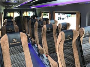Перевозка пассажиров на микроавтобусах - Изображение #4, Объявление #1596288