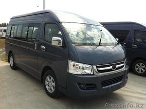 Пассажирские перевозки на комфортабельном микроавтобусе TOYOTA HIACE - Изображение #2, Объявление #1596281