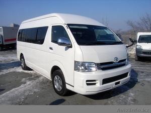 Аренда микроавтобуса Toyota HiAce 14 посадочных мест - Изображение #1, Объявление #1596273