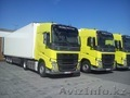 Omega Stroy Group - перевозки грузов Шымкент