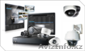 Монтаж систем видеонаблюдения,  пожарно-охранных систем,  домофонов и др