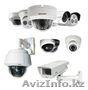 Установка систем видеонаблюдения в Шымкенте,  ИТ-Аутсорсинг