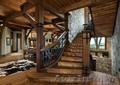 Деревянные лестницы Шымкент