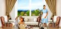 Услуги по ведению домашнего хозяйства :, Объявление #1510906