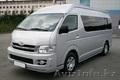 Пассажирские перевозки на комфортабельном микроавтобусе TOYOTA HIACE