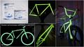 Светящаяся краска AcmeLight для велосипеда  - Изображение #2, Объявление #1657319